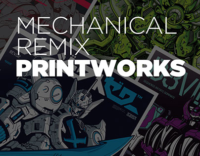 SBZR Mechanical Remix Printworks