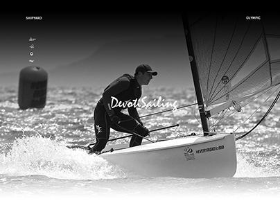 Devoti Sailing™, corporate website.