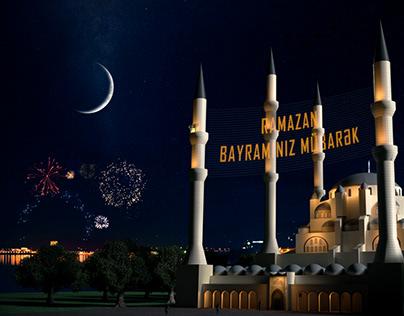 Eid mubarak & Ramadan Kareem PACK