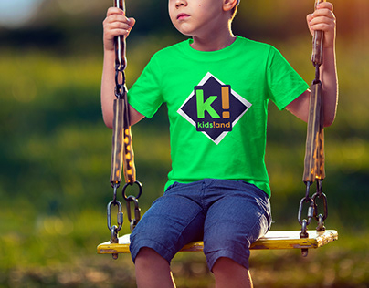 Kidsland - Branding