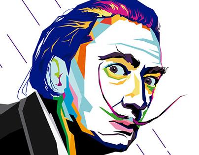 Wpap Salvador Dali