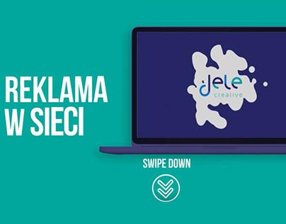 Jele - brand animations