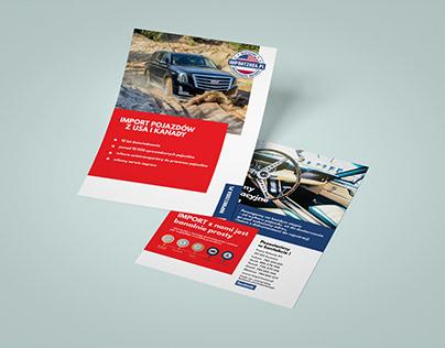 Ulotka / leaflet