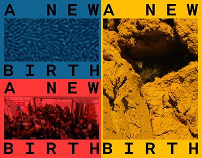 A New Birth Poster