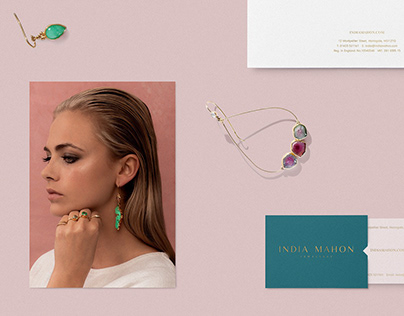 India Mahon Jewellery