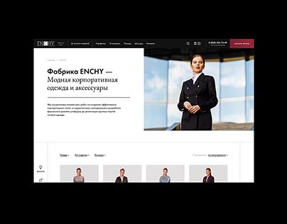 ENCHY website