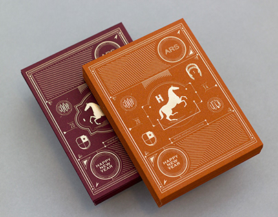 J/S 20th anniversary red packet – Year of the Horse