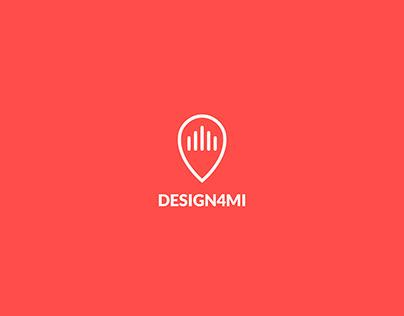 DESIGN4MI – Brand Identity