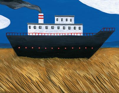 El Barco-Cómic