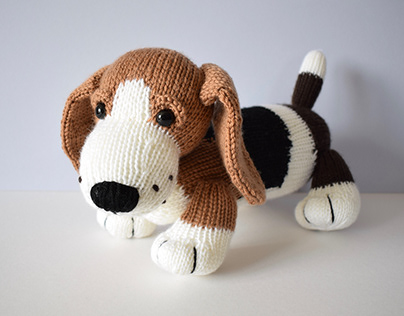Herbie the Bassett Hound