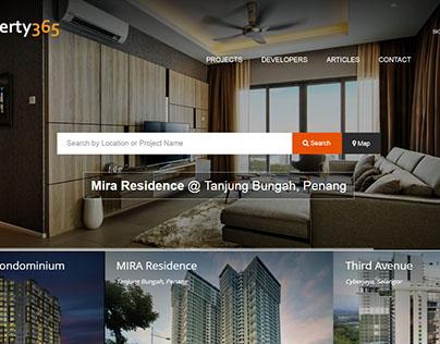 Property365 Website