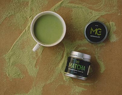 Matcha Gallery Product Shoot