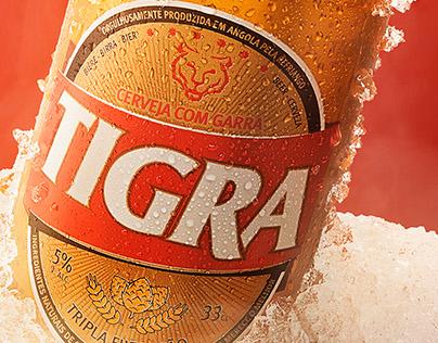 Tigra- A cerveja com garra