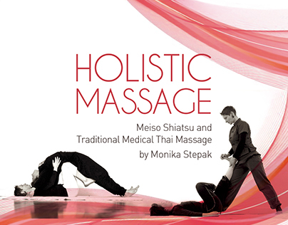 Holistic Massage Flyer
