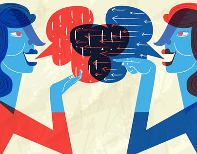 Directing versus Informing