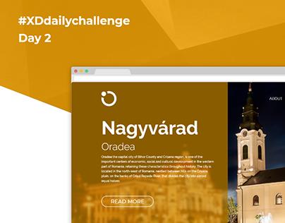 XDdaylichallenge Day 2