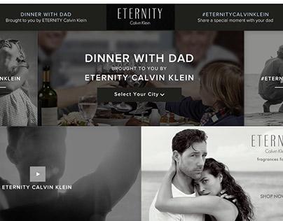 Calvin Klein [Dinner with Dad]