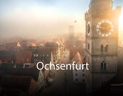 Luftbilder von Ochsenfurt