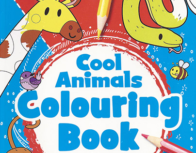 Cool Animals Colouring Book: IglooBooks