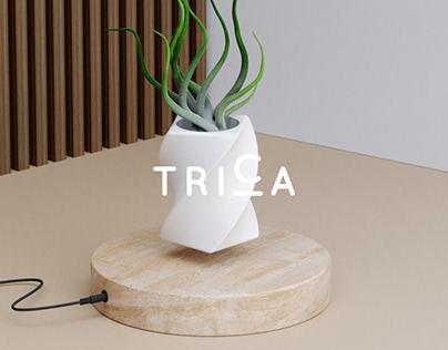 Trica - Levitating Plant
