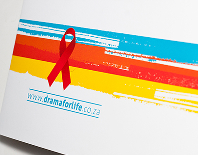 Brochure Design for AIDS Awareness Initiative