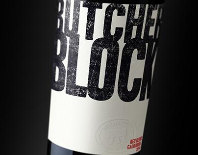 Butcher Block 2014 Red Blend