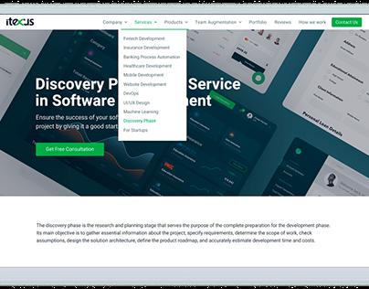 Business Website Redesign