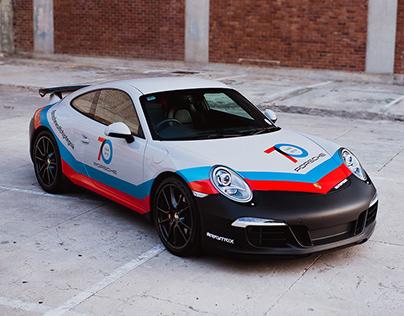 Wulfchiptegnik Porsche 70th Anniversary
