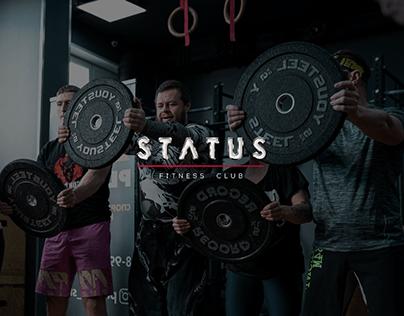 Status fitness club — UX/UI Concept