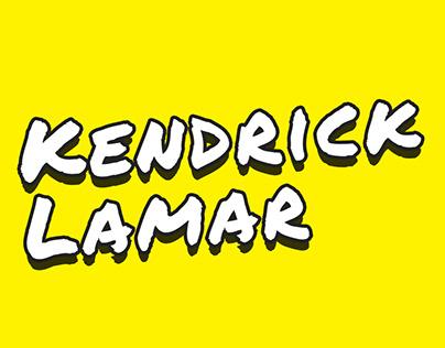 Kendrick Lamar T-shirts