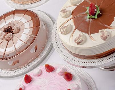 Bakery Milano, food photography