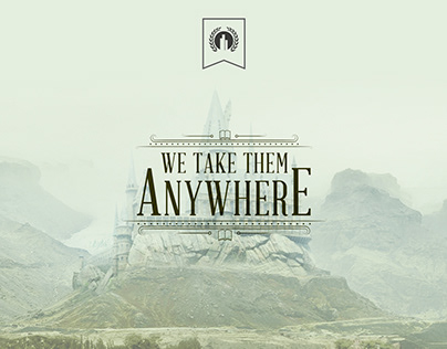 THE HITCHHIKERS//WE TAKE THEM ANYWHERE