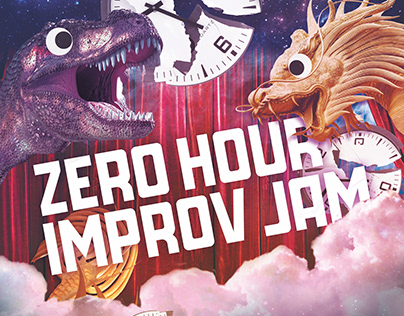 Zero Hour and Other Posters