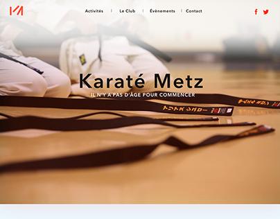 Web Site | Karaté Metz