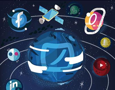 Deutsche Bank Agenda - Social Media