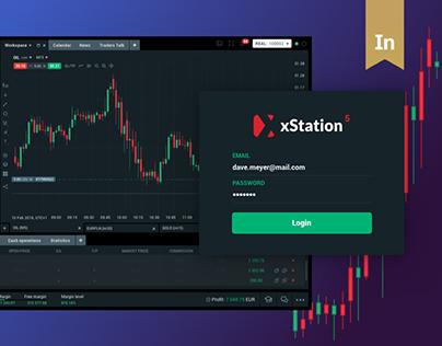 xStation5 - Trading platform