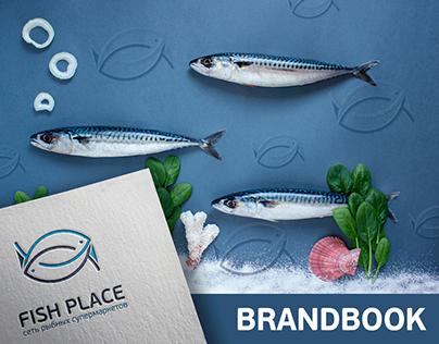 Fish place - brandbook