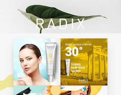 Radix Beauty SMM