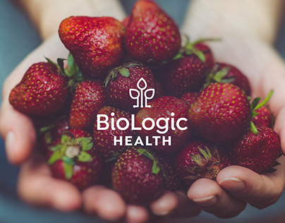 BioLogic Health Brand Identity Case Study