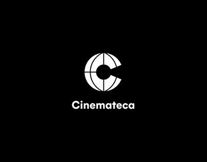 Cinemateca Uruguaya / Brand