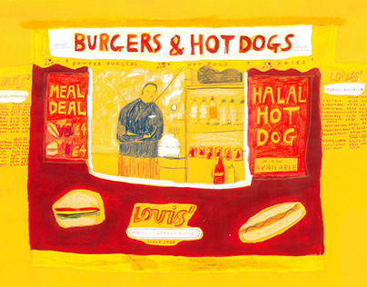 Burgers and Hotdogs