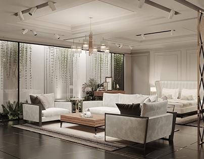 "Showroom ""Arture Home"" (P1) by K-Render Studio"