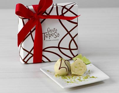 SANTA TERESA // CHOCOLATES // Foto alimentos