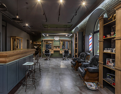 Barbershop Frantmen