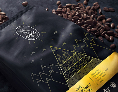 ORMED - Café orgánico