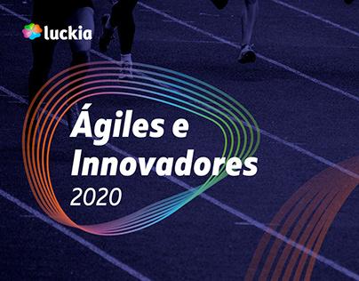 Luckia - Ágiles e Innovadores 2020