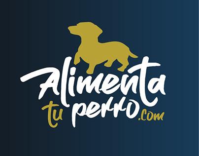 El mejor logotipo para tienda de mascotas e-comerc