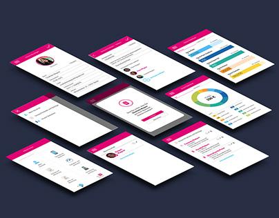 Dashboard - Telekom (UX-UI)
