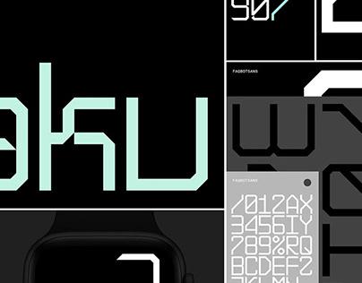 Alterra- Typeface