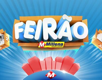 KV Feirão | Millena Móveis
